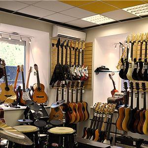 Музыкальные магазины Бутурлино