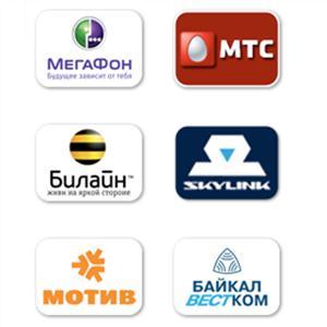 Операторы сотовой связи Бутурлино